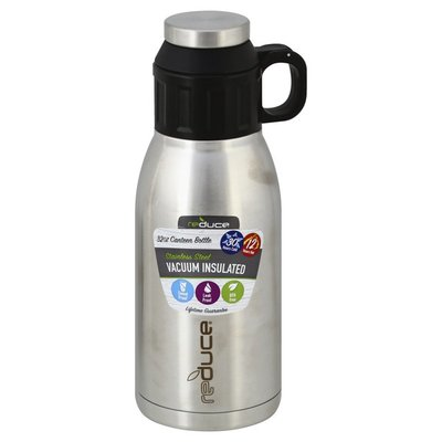 Reduce Bottle, Canteen, Vacuum Insulated, 32 Ounce