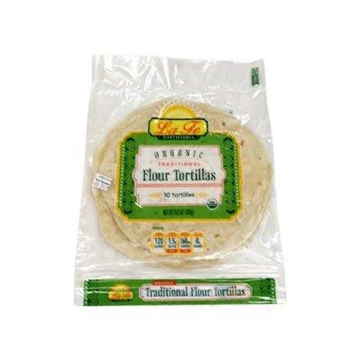 La Fe Tortilleria Organic Flour Tortillas