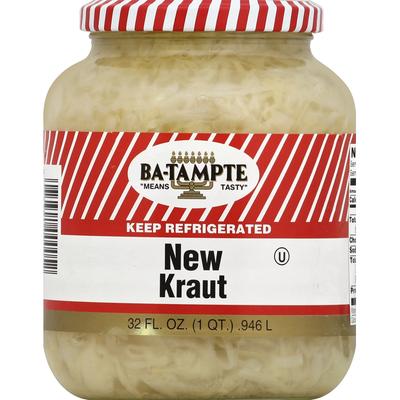 Ba-Tampte Sauer Kraut