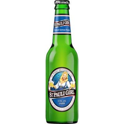 Saint Pauli Girl Lager - Import Lager