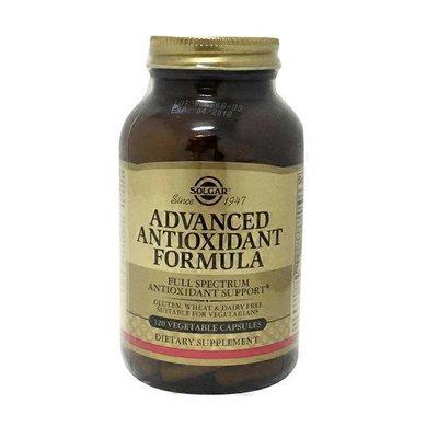 Solgar Advanced Antioxidant Formula Dietary Supplement