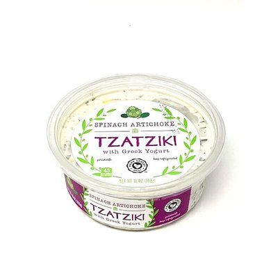 Park Street Deli Spinach Artichoke Tzatziki Dip