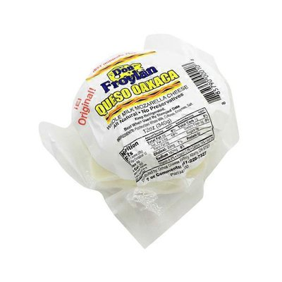 Don Froylan Whole Milk Mozzarella Cheese