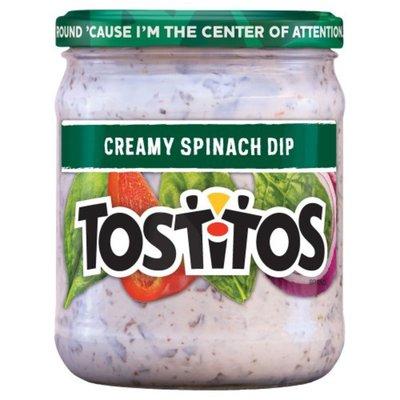 Tostitos Creamy Spinach Dip