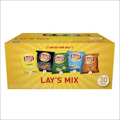 Lay's Variety Pack Potato Chips