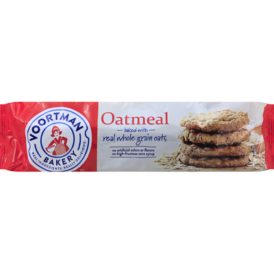 Voortman Cookies, Oatmeal