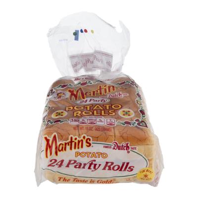 Martin's Potato Rolls, Party