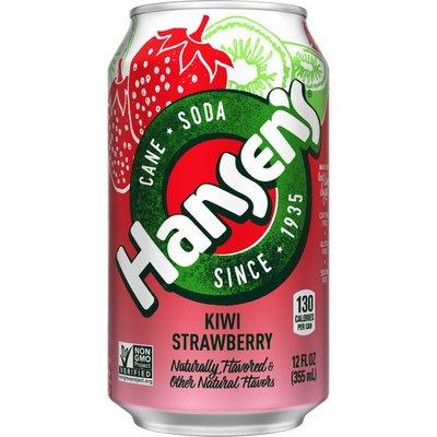 Hansen's Kiwi Strawberry Can