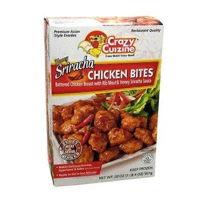 Crazy Cuizine Chicken Bites
