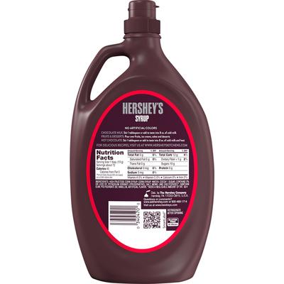 Hershey's Syrup, Genuine Chocolate Flavor