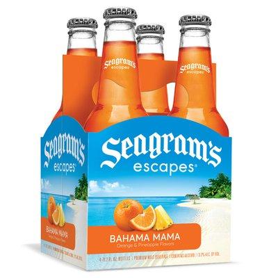 Seagram's Escapes Bahama Mama