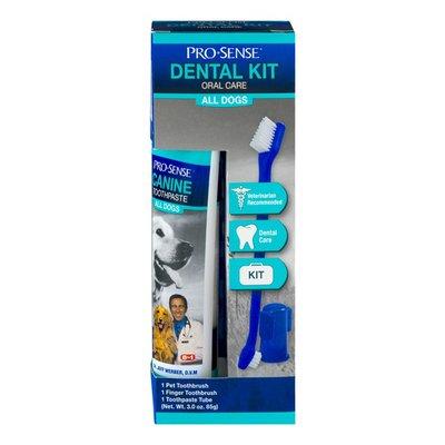 Pro-Sense Dental Kit Oral Care All Dogs Kit