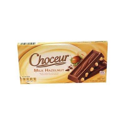 Choceur Milk Chocolate Hazelnut European Chocolate Bar