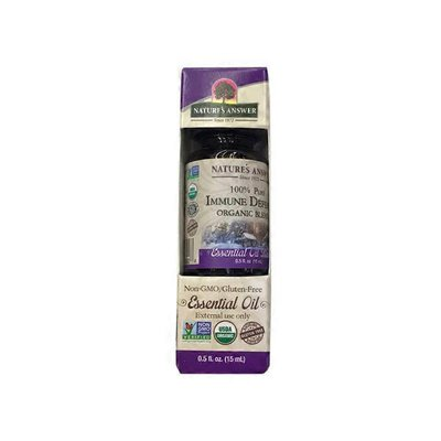 Nature's Answer Pure Organic Essential Oil Blend