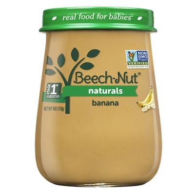 Beech-Nut Naturals Bananas
