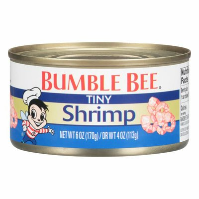 Bumble Bee Tiny Shrimp