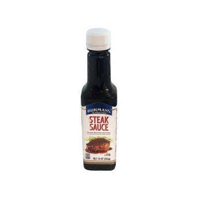 Burman's Steak Sauce
