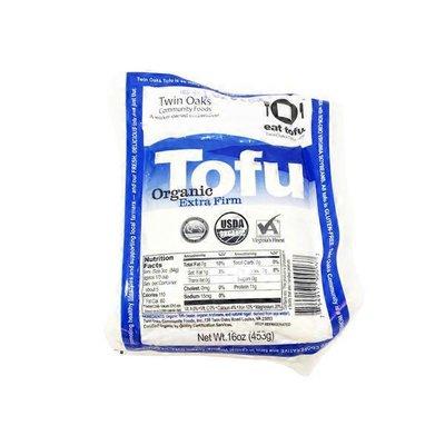 Twin Oaks Community Foods Organic Extra Firm Tofu