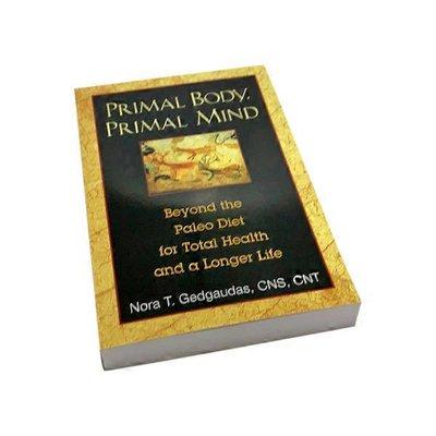 Nutri Books Primal Body Primal Mind Book