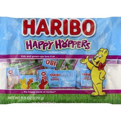 HARIBO Gummi Candy, Happy Hoppers
