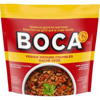 Boca Veggie Ground Crumbles
