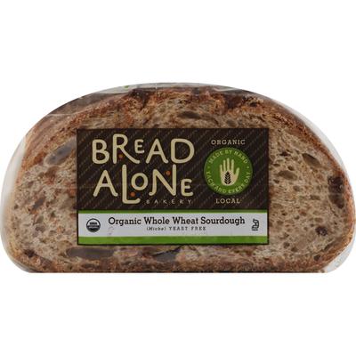 Bread Alone Organic Whole Wheat Sourdough Bread
