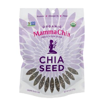 Mamma Chia Chia Seed, Organic, Black
