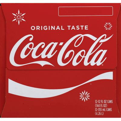 Coca-Cola Coke Fridge Pack