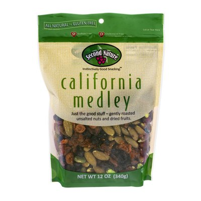 Second Nature California Medley