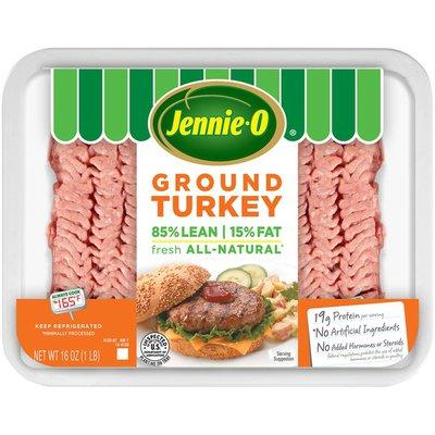 Jennie-O 85% Lean/15% Fat All-Natural Ground Turkey