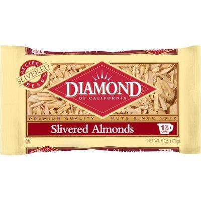 Diamond of California Almonds, Slivered