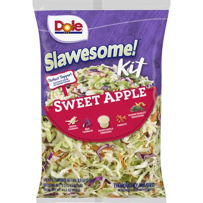 Dole Slawesome Kit, Sweet Apple