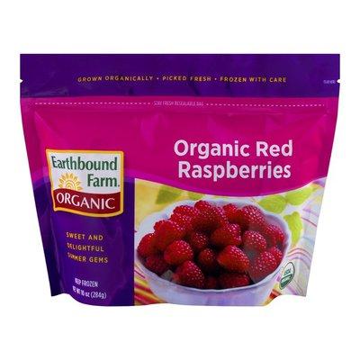 Earthbound Farms Organic Red Raspberries