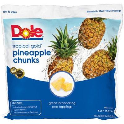 Dole Tropical Gold Chunks Pineapple
