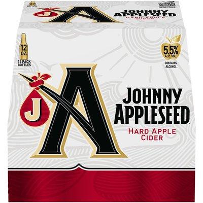 Johnny Appleseed Hard Apple Cider Beer