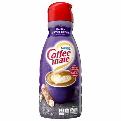 Coffee mate Italian Sweet Creme Liquid Coffee Creamer