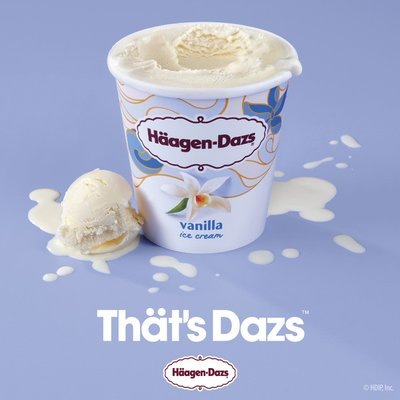 Haagen-Dazs Coffee Almond Crunch Ice Cream Bars