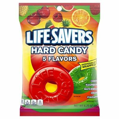 Life Savers 5 Flavors Hard Candy