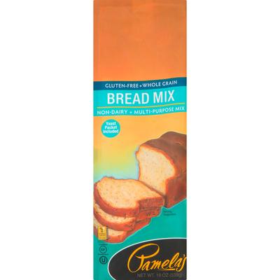 Pamela's Gluten Free Bread Mix