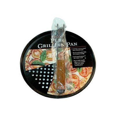 Charcoal Companion Pizza Grilling Pan
