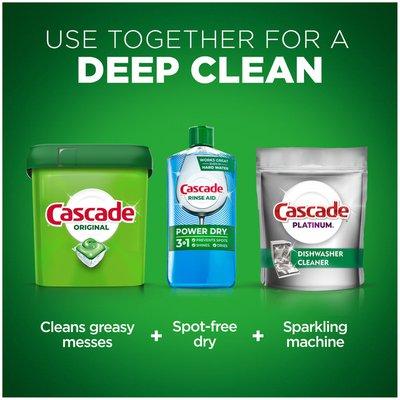 Cascade Original Actionpacs Dishwasher Detergent Pods, Fresh