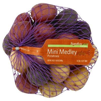 Signature Kitchens Potatoes, Medley, Mini