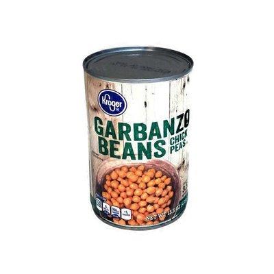 Kroger Garbanzo Bans Chicks Peas
