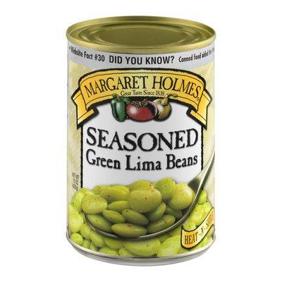 Margaret Holmes Seasoned Medium Green Lima Beans