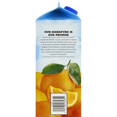 Signature Kitchens 100% Juice, Orange