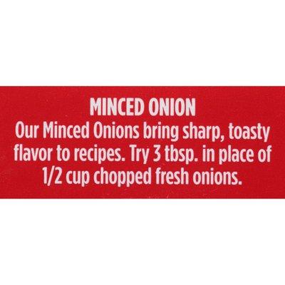 McCormick®  Minced Onions