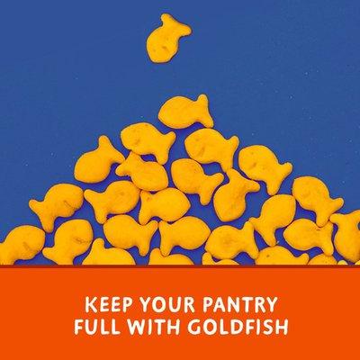 Pepperidge Farm®  Goldfish® Baked with Whole Grain Baked with Whole Grain Cheddar Crackers