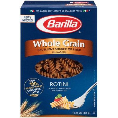 Barilla Whole Grain Rotini Pasta