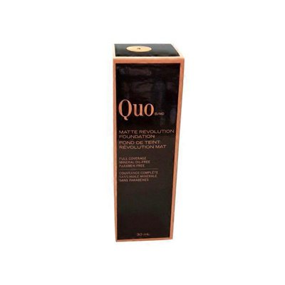 Quo Shade 4 Matte Revolution Foundation