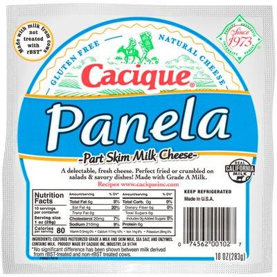 Cacique Panela Part Skim Milk Cheese